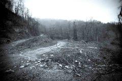 Landscape. Harlan County, KY.  2018 - Ross Gordon
