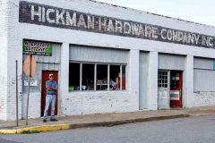 Hickman Hardware. Fulton Co. KY. 2017 - Sarah Lyon